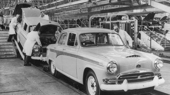 The quality measurements from the time when assembly line production was developed are very different from those of today